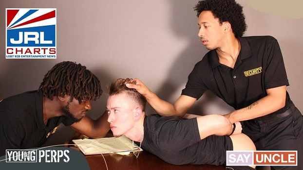 Young Perps Network unveils Teaming Up - Interracial-barebck-gay-porn-scene