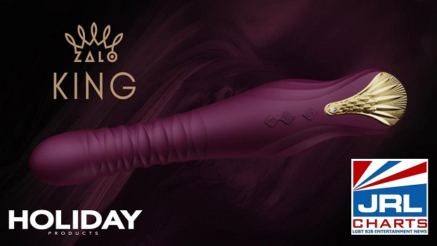 Zalo USA-King Vibrating Thruster Video-2020-08-12-sex-toys-new-releases