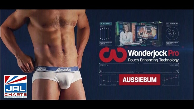 aussieBum WonderJock PRO Pouch underwear-video drops-2020-08-11-jrl-charts