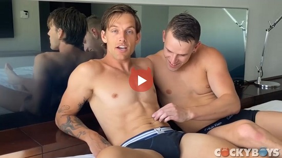 cockyboys-Tayte Hanson-Shane Cook-gay-porn-scene-trailer