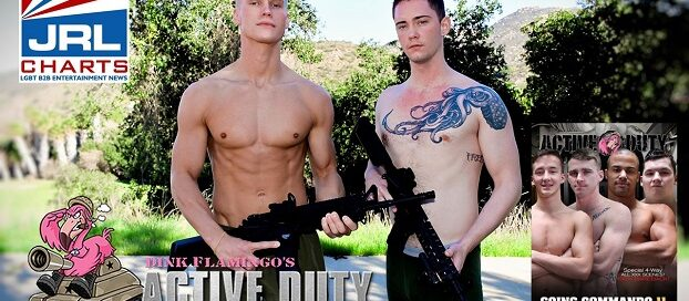 Active Duty 'Going Commando 11 DVD-gay-porn-release-date-announced-jrl-charts