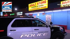 Armed Suspect Targets Adult Store Customers in Garden Grove