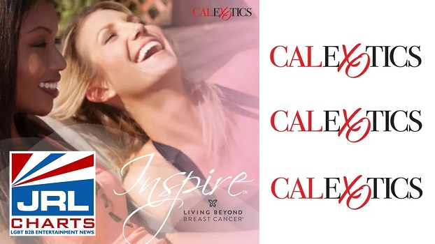 CalExotics Doubles Inspire Sales Donations to Fight Breast Cancer
