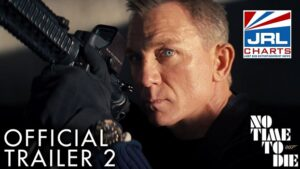 Daniel Craig Returns in 'No Time To Die' Extended Trailer-Universal-MGM