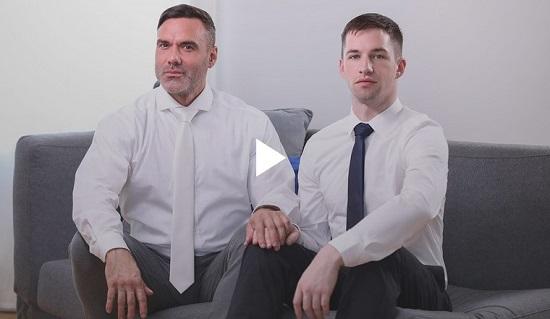 Elder Knoxx-The Calling - Gay-Porn-Movie-Trailer-Manuel Skye Missionary Boys-SayUncle