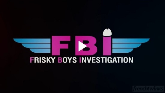 FBI - Gay Porn Series Episode 1-French-Twinks-gay-porn-trailer