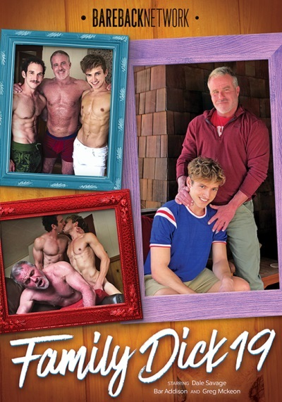 Family Dick 19 DVD-front-cvoer-Bareback-Network