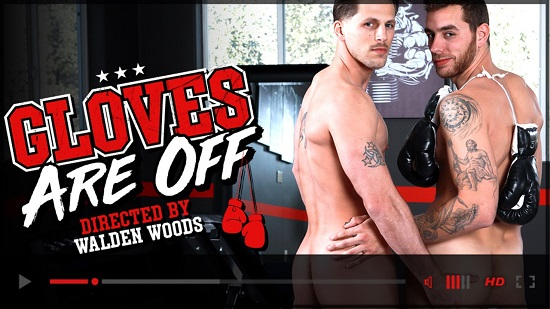 Gloves Are Off gay porn movie trailer - Next Door Studios