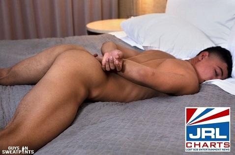 Guys In Sweatpants Present Mauri & Angel in Boyfriend Creampie-gay-porn-scene-03