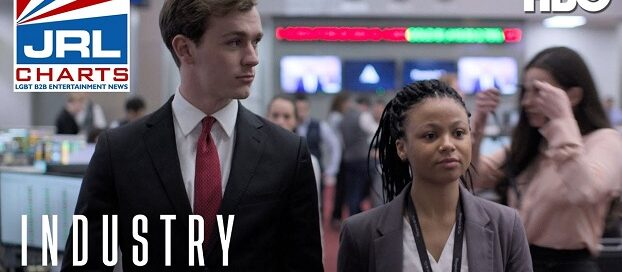 INDUSTRY (2020) Official Trailer - Conor MacNeill-Myha'la Herrold