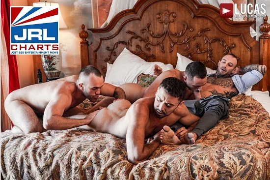 Lucas Entertainment Dylan James' Raw Foursome-2020-09-25-jrl-charts-03