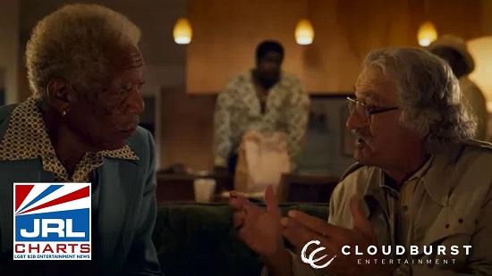 Morgan-Freeman and Robert De Niro-the-comeback-trail (2020)