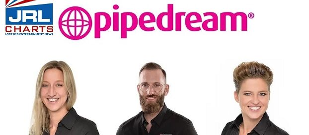 Pipedream Products European Management Team-Annika Scherer-Florian Wittich-Lieske Fieblinger