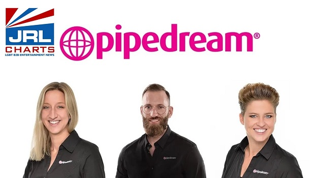 Pipedream Products European Management Team-Annika Scherer-Florian Wittich-Lieske Fieblinger