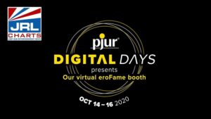 Pjur Announce 'Digital Days' in Its Virtual eroFame Booth