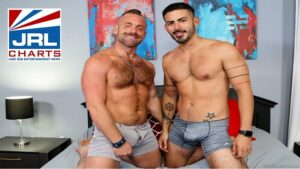 Pride Studios-gay-porn-scene'Sex Is Good For Your Health-Cesar Rossi and Jacob Woods