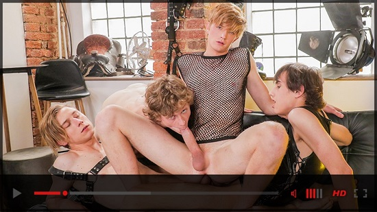 Sex Clubbing DVD - gay-porn-movie-STAXUS-RAD-Video-JRL-CHARTS