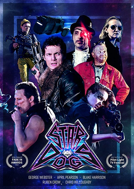 Star Dogs Official Poster (2020) DUST Studios