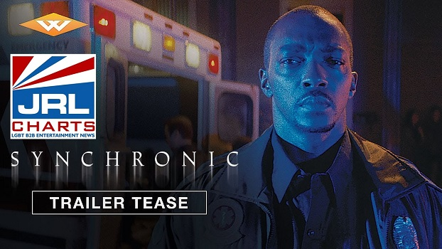 Synchronic Sci-Fi Trailer Released - Anthony Mackie