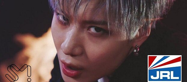 TAEMIN long awaited 'Criminal' MV debuts with one point one million views