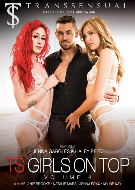 TS Girls on Top 4 DVD-front-Cover-TransSensual-MHM