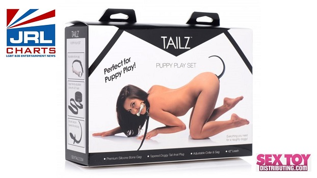 Tailz Puppy Play Kit Now Available at Sex Toy Distributing