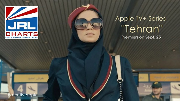 'Tehran' Explosive Action Movie First Look - Apple TV+