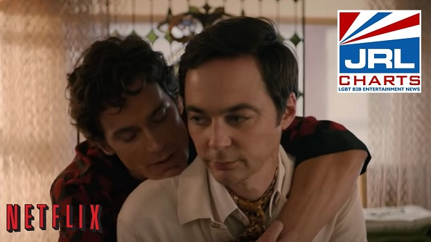 The Boys In the Band Gay Comedy Trailer Drops - Jim Parsons