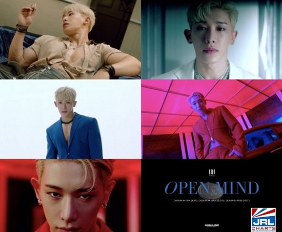 WONHO-Open Mind Video- Screen-captures-Jrl-charts-gay-music