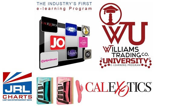 WTULearn Launch new CalExotics Shameless™ Courses