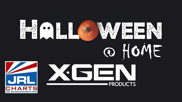 XGEN Products Launch 'Halloween @ home' Campaign