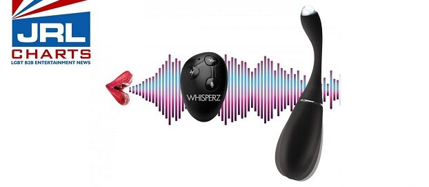 XR Brands unveils 'Whisperz' Voice-Activated Sex Toys-jrl-charts-sex-toys-news