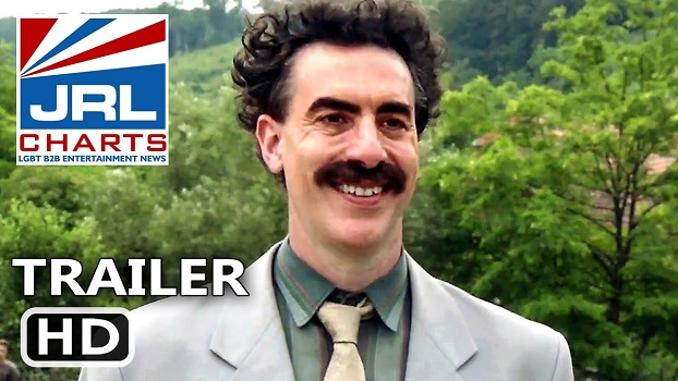 BORAT 2 Official Trailer - Sacha Baron Cohen-2020-10-01-jrl-charts-movie-trailers