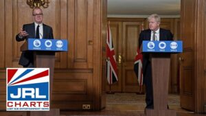 COVID-19-England Goes Into Second Lockdown for One Month