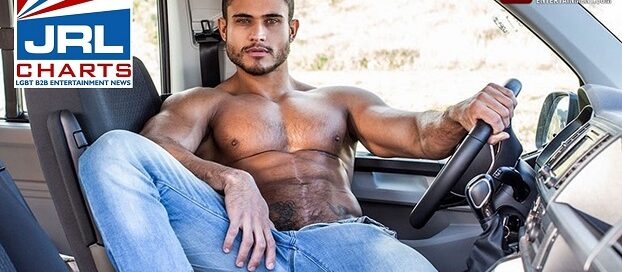 Diego Lauzen starring in Hot As Fuck DVD-Lucas-Entertainment-2020-10-27-jrl-charts