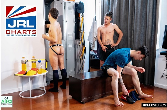 Helix Soccer Team EP02-Three Is a Match (2020) Debut-Helix-Studios-jrl-charts-002