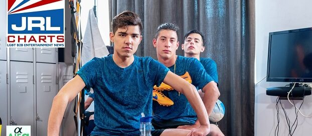 Helix Soccer Team EP02-Three Is a Match (2020) Debut-Helix-Studios-jrl-charts