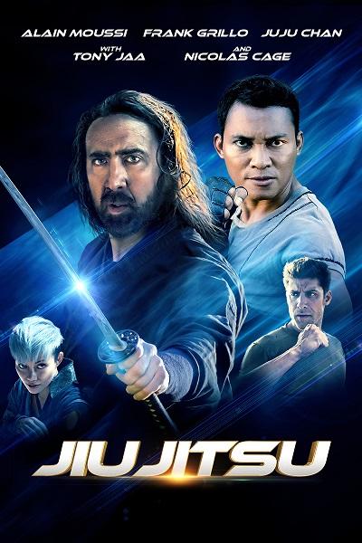 JIU JITSU Official DVD Action Movie - Nicholas Cage-Tony Jaa