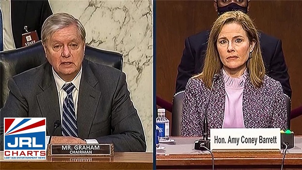 Lindsey Graham Asks Amy Coney Barrett About 'Good Old Days of Segregation'