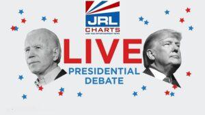 Live Final 2020 Presidential Debate - Biden vs Trump-2020-10-22-jrl-charts-politics