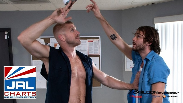 Logan Stevens and Max Adonis star in Pipe Fitters-Raging-Stallion-10-14-2020-jrl-charts