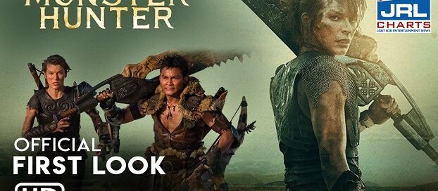MONSTER HUNTER (2020) Tony Jaa, Milla Jovovich First Look-jrl-charts-movie-trailers