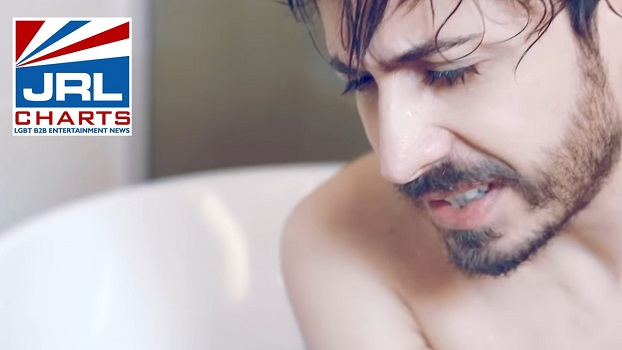 Osvaldo Supino new Cold Again MV Debuts on LGBTQ Music Chart