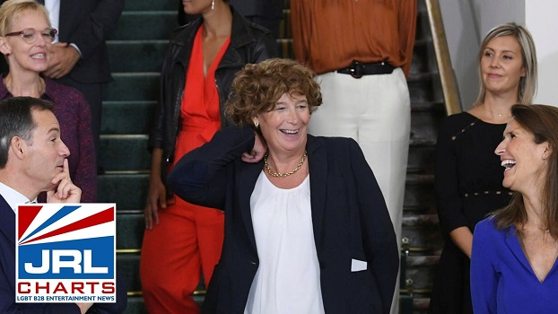 Petra De Sutter becomes Europe's First Trans Deputy Prime Minister-2020-10-08-jrl-charts