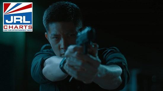 Roy Huang in Last Three Days (2020) Gravitas Ventures