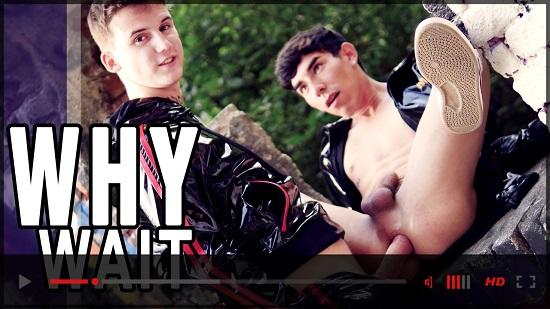 Southern-Strokes-Why-Wait-Kaleb-Cross-e-Roman-Capellin-Gay-porn-Trailer