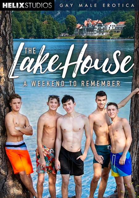 The Lake House DVD - front-cover-Helix-Studios