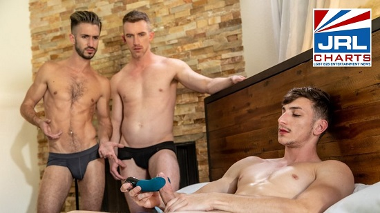 The Thirst Is Real - Nick Fitt, Michael Jackman & Ian Frost Debut-Icon-Male-02