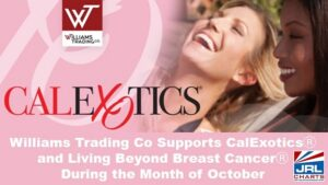 Williams Trading Co Supports CalExoticsⓇ & Living Beyond Breast CancerⓇ