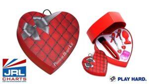 XR Brands Launch Frisky Couples Valentine's Heart Box Kits